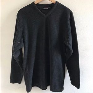 Guess Jeans V Neck Sweater Size Men's Small